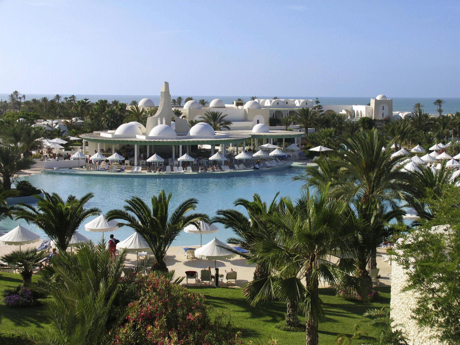Hotel Palace Royal Garden Djerba Tunisie